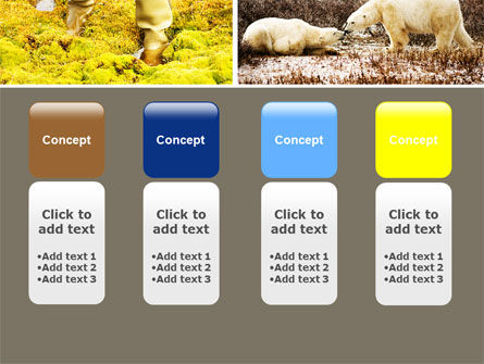 Tundra PowerPoint Template Slide 5