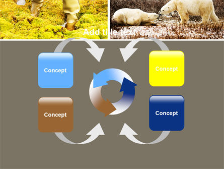 Tundra PowerPoint Template Slide 6