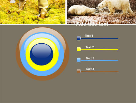 Tundra PowerPoint Template Slide 9
