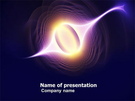 Energy Formation PowerPoint Template, 05157, Technology and Science — PoweredTemplate.com