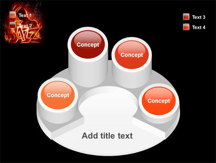 Jazz PowerPoint Template Slide 12