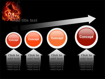 Jazz PowerPoint Template Slide 13