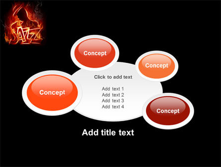 Jazz PowerPoint Template Slide 16
