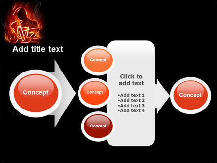Jazz PowerPoint Template Slide 17