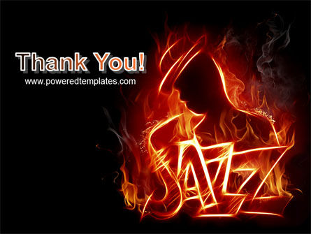 Jazz PowerPoint Template Slide 20