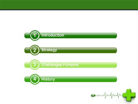 Medical Website PowerPoint Template, Slide 3, 05159, Medical — PoweredTemplate.com