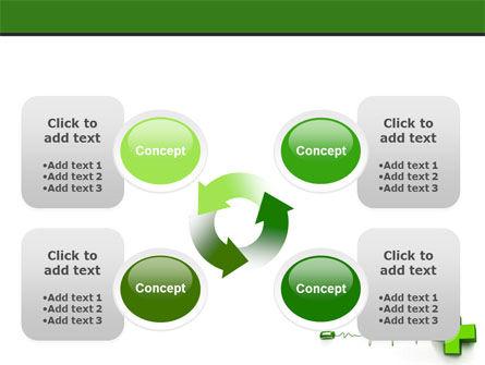 Medical Website PowerPoint Template Slide 9