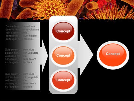 Microbiology Material PowerPoint Template Slide 11
