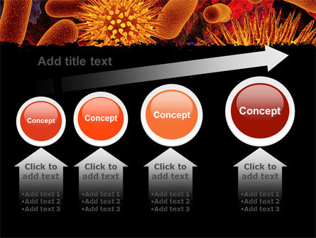 Microbiology Material PowerPoint Template Slide 13