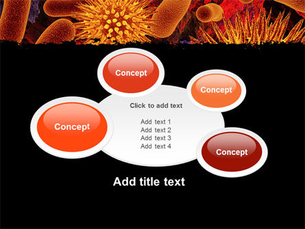 Microbiology Material PowerPoint Template Slide 16