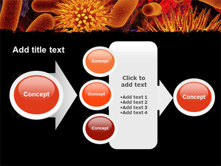 Microbiology Material PowerPoint Template Slide 17