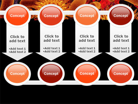 Microbiology Material PowerPoint Template Slide 18