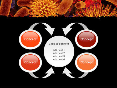 Microbiology Material PowerPoint Template Slide 6