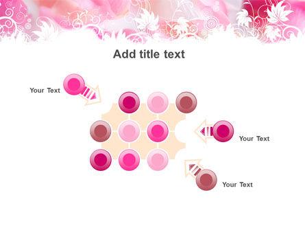 Petals PowerPoint Template Slide 10