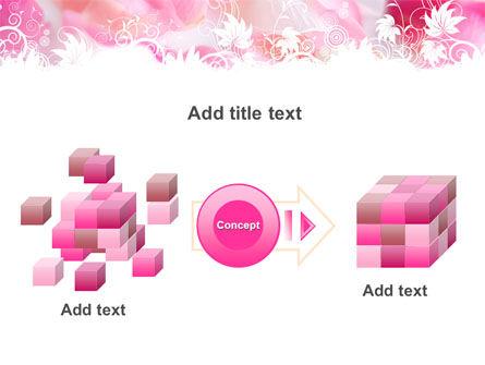 Petals PowerPoint Template Slide 17