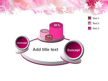 Petals PowerPoint Template Slide 6