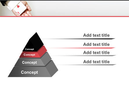 Ace of Hearts PowerPoint Template Slide 12
