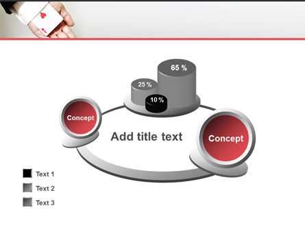 Ace of Hearts PowerPoint Template Slide 16