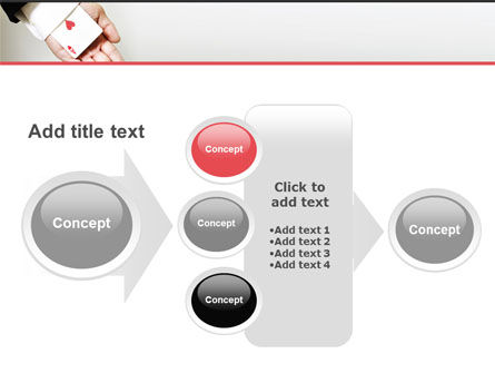 Ace of Hearts PowerPoint Template Slide 17