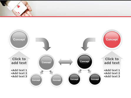 Ace of Hearts PowerPoint Template Slide 19