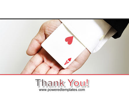 Ace of Hearts PowerPoint Template Slide 20