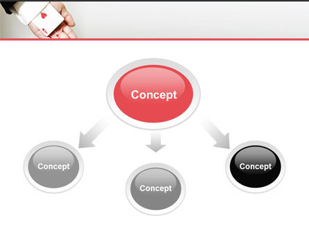 Ace of Hearts PowerPoint Template, Slide 4, 05168, Consulting — PoweredTemplate.com