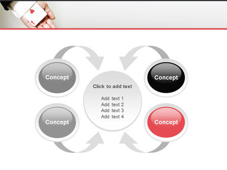 Ace of Hearts PowerPoint Template Slide 6
