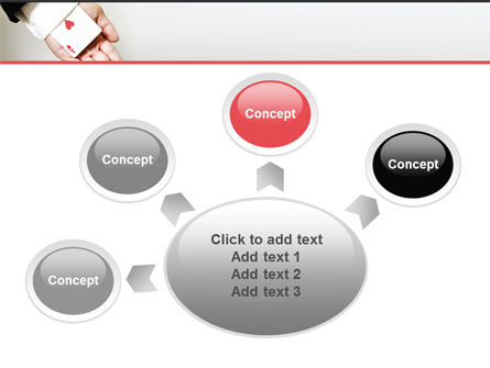 Ace of Hearts PowerPoint Template Slide 7