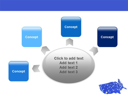 Telecommunication Network PowerPoint Template Slide 7