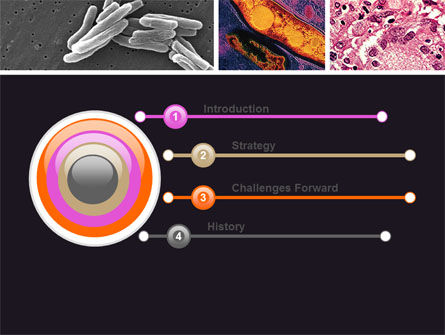 Tuberculosis PowerPoint Template, Slide 3, 05171, Medical — PoweredTemplate.com