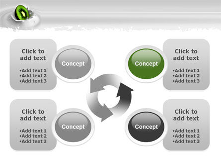 Kiwi PowerPoint Template Slide 9