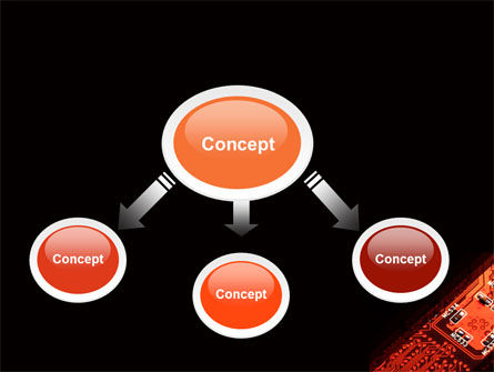 Integrated Network PowerPoint Template Slide 4