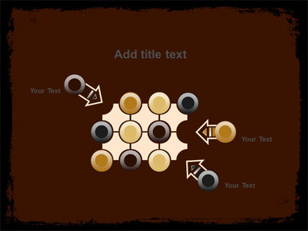 Old Texture PowerPoint Template Slide 10