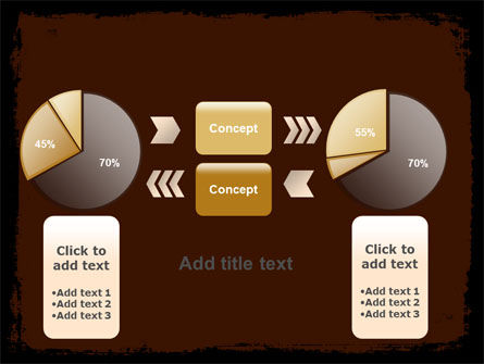 Old Texture PowerPoint Template Slide 16
