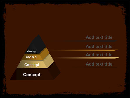 Old Texture PowerPoint Template Slide 4