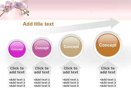 Orchid PowerPoint Template Slide 13