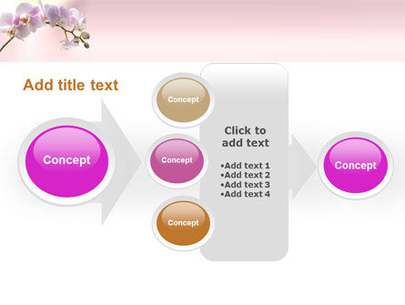Orchid PowerPoint Template Slide 17