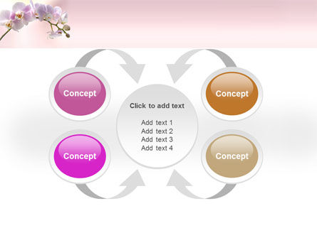 Orchid PowerPoint Template Slide 6
