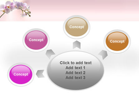 Orchid PowerPoint Template Slide 7
