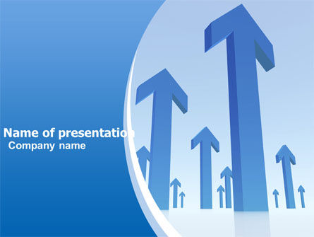Business Concepts: High Rise PowerPoint Template #05185
