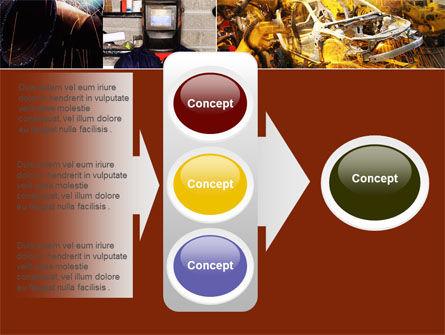 Welding PowerPoint Template Slide 11