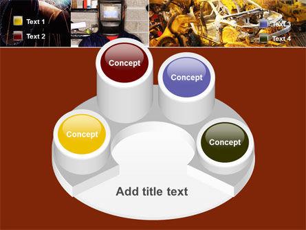 Welding PowerPoint Template Slide 12