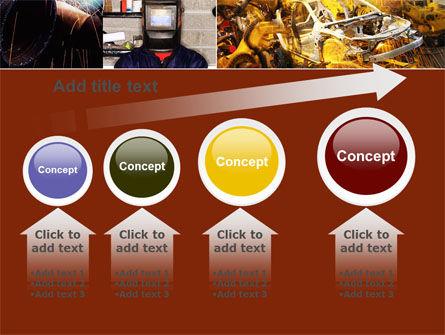 Welding PowerPoint Template Slide 13