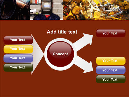 Welding PowerPoint Template Slide 14