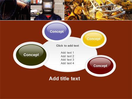 Welding PowerPoint Template Slide 16