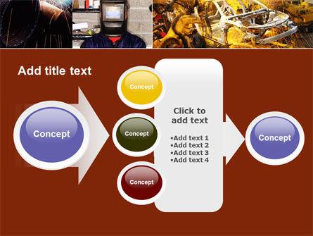 Welding PowerPoint Template Slide 17