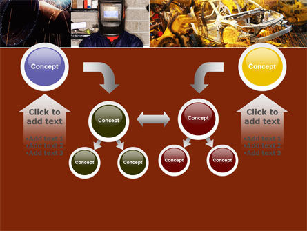 Welding PowerPoint Template Slide 19
