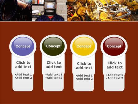 Welding PowerPoint Template Slide 5