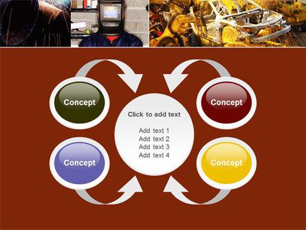 Welding PowerPoint Template Slide 6