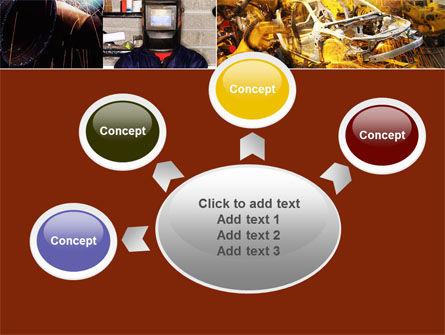 Welding PowerPoint Template Slide 7